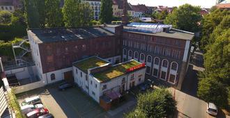 潘森匹克貝羅酒店 - 格爾利茨 - 建築