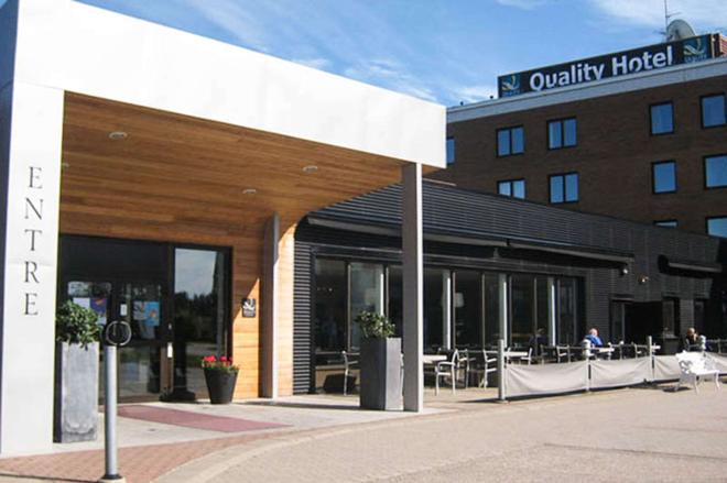 Quality Hotel Vanersborg - Vanersborg - Bâtiment