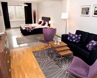 Quality Hotel Vanersborg - Vanersborg - Ložnice