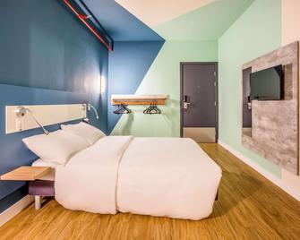 ibis budget Uberlandia - Uberlândia - Schlafzimmer