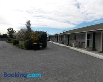 Rangiora Lodge Motel - Rangiora - Building
