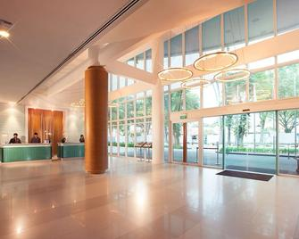 Village Hotel Changi by Far East Hospitality (SG Clean) - Singapore - Hành lang