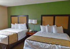 亞特蘭大桃樹角美國長住酒店 - 皮奇特里科納斯 - 諾克羅斯 - 臥室