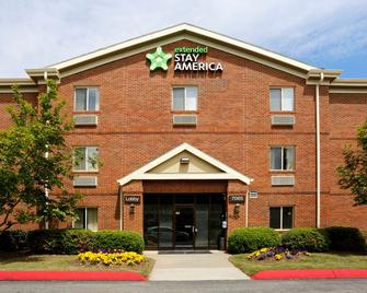 Extended Stay America - Atlanta - Peachtree Corners - Норкросс - Здание