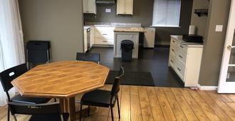Dunbar Guest House - ונקובר - חדר אוכל