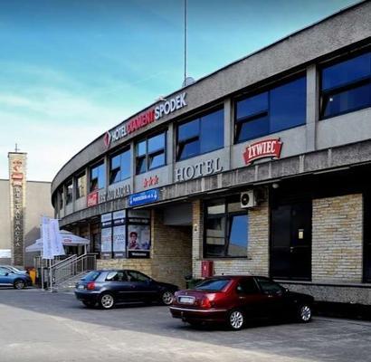Hotel Diament Spodek Katowice - Katowice - Building