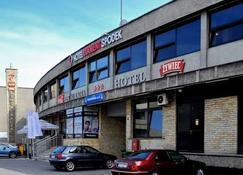 Hotel Diament Spodek Katowice - Katowice - Bangunan