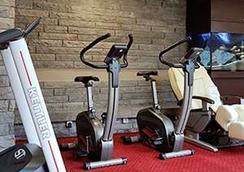 Hotel Diament Spodek Katowice - Katowice - Gym