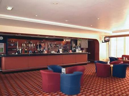 Britannia Nottingham Hotel - Nottingham - Bar