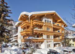 Rosentalerhof Hotel & Apartments - Saalbach - Edifício
