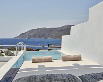 Archipelagos Hotel - Mykonos - Svømmebasseng