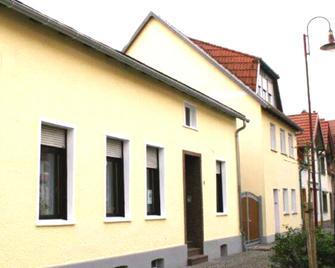 Pension am Schrotturm - Tangermünde - Building
