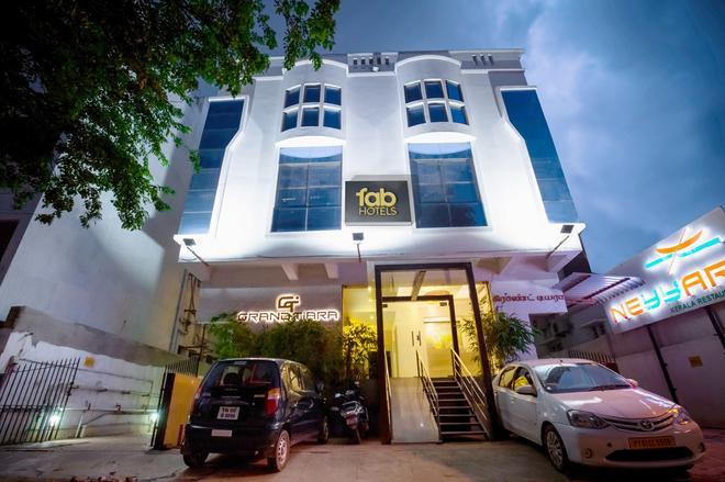 格蘭德提阿拉桂因迪法布飯店 - 清奈 - 建築