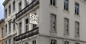 Zoom Hotel - Bruxelles - Bâtiment