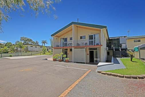 Colonial Palms Motel & Cabins (Adults Only) - Ulladulla - Building
