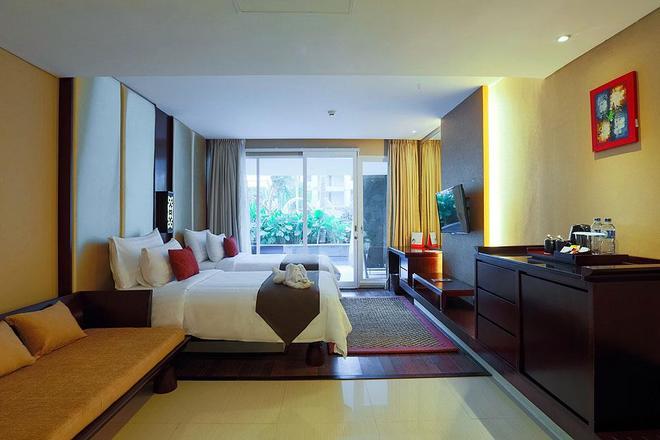Swiss-Belresort Watu Jimbar - Denpasar - Bedroom