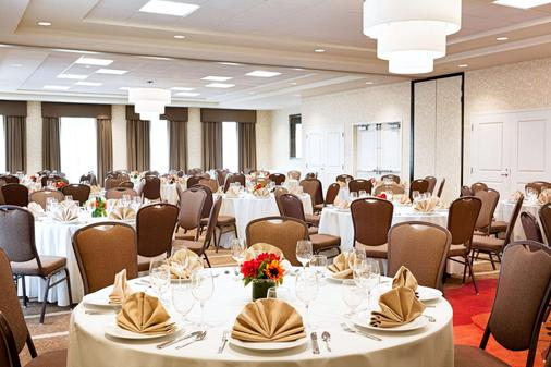 Hilton Garden Inn Boston Logan Airport - Boston - Banquet hall