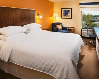 Four Points by Sheraton Mall of America Minneapolis Airport - Richfield - Schlafzimmer