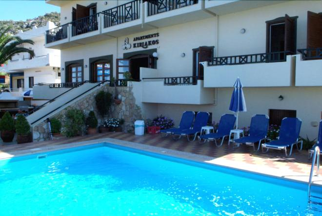 Kiriakos Apartments - Stalida - Piscine