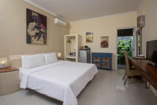 Scallywags Mango Retreat - Mataram - Schlafzimmer
