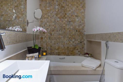 Abayomi Hotel - Ilhabela - Μπάνιο