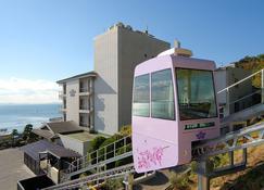 Kirakankou Hotel - Gamagōri - Rakennus
