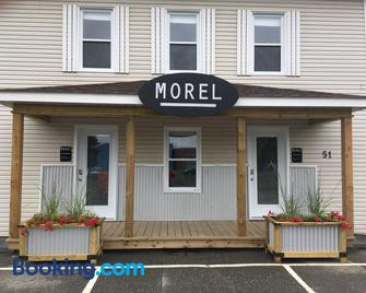 Morel Executive Suites - Edmundston - Building