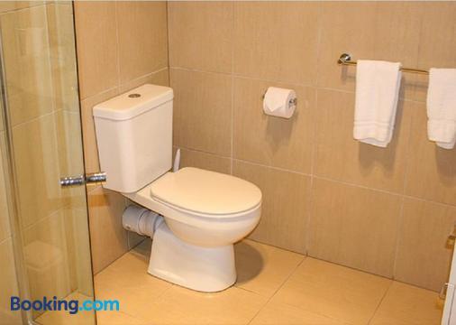 A-line Holiday Park - Bendigo - Phòng tắm