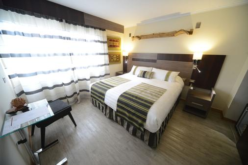 Hotel Boutique Reyall - Santiago - Phòng ngủ