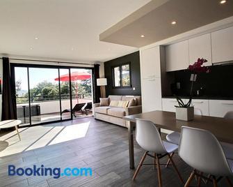 Residence Acqua Linda Porticcio - Porticcio - Living room