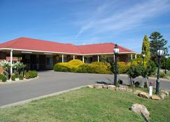 Pines Country Club Motor Inn - Shepparton - Rakennus