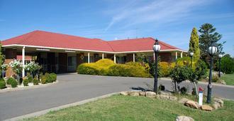 Pines Country Club Motor Inn - Shepparton - Κτίριο