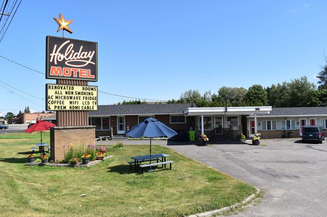 Holiday Motel - Sault Ste Marie - Building