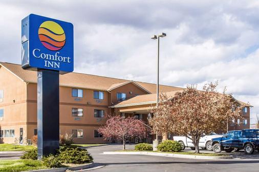 Comfort Inn - Gunnison - Building
