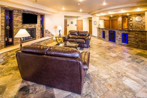 Comfort Inn - Gunnison - Lobby