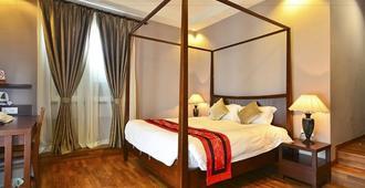 雞場街精品飯店 - 馬六甲 - 臥室