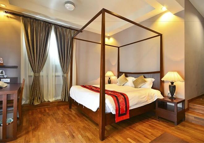 Jonker Boutique Hotel - Malakka - Makuuhuone