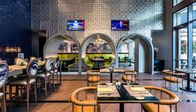 Hotel Indigo Los Angeles Downtown - לוס אנג'לס - מסעדה