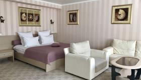 Seversiti Hotel - モスクワ - 寝室