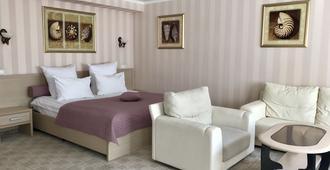 Отель СеверСити - Москва - Спальня