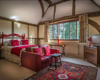 Long Crendon Manor - Thame - Schlafzimmer