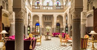 Riad Fès - Relais & Châteaux - Fez - Toà nhà