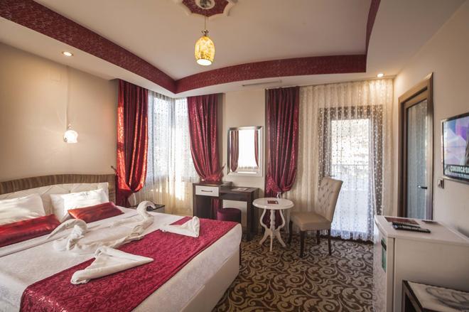 Zeyn Hotel - Harbiye - Bedroom