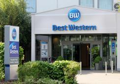 Best Western Macrander Hotel Frankfurt/Kaiserlei - Offenbach am Main - Rakennus