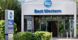 Best Western Macrander Hotel Frankfurt/Kaiserlei - Offenbach am Main - Building