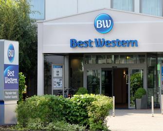 Best Western Macrander Hotel Frankfurt/Kaiserlei - Оффенбах-на-Майне - Здание