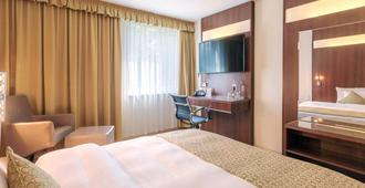 Best Western Macrander Hotel Frankfurt/Kaiserlei - Оффенбах-на-Майне - Спальня