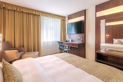 Best Western Macrander Hotel Frankfurt/Kaiserlei - Offenbach am Main - Makuuhuone