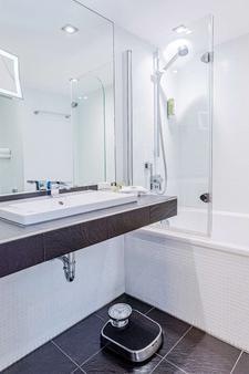 貝斯特韋斯特法蘭克福凱澤蘭特米克蘭德酒店 - 美茵河畔奧芬巴赫 - 奧芬巴赫 - 浴室