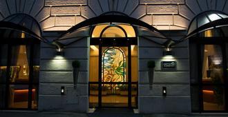 Hotel Windrose - Rooma - Rakennus